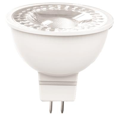 LAMP LED RADIUM II MR16 DIM 7W 30K GX5.3 127V