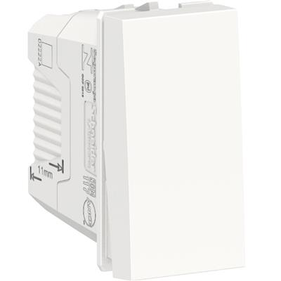 INTERRUPTOR 4 VIAS 10A 250V 1MOD BLANCO ORION